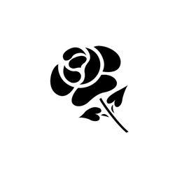 $enCountryForm.capitalKeyWord Australia - Rose Flower Vinyl Decal Sticker Truck Window Vinyl Hobby Car Bumper Sticker