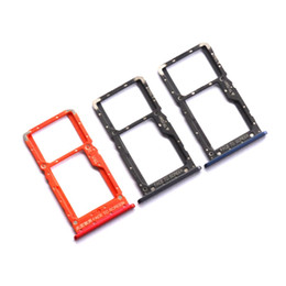 Sim card caSe holderS online shopping - New SIM Card holder TRAY For Xiaomi POCOPHONE F1 Sim Card