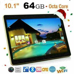 Wholesale 10 quot GB Android Octa Core WIFI Phablet PC Bluetooth Tablet PC