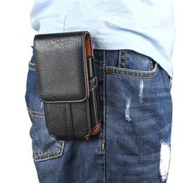 $enCountryForm.capitalKeyWord NZ - Card Bag Outdoor Belt Waist Pack Military Bag Hiking Climbing Pocket Running Pouch Travel Wallet Leather Hook Loop Clip