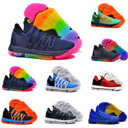 $enCountryForm.capitalKeyWord Australia - New Zoom KD 10 Anniversary Red Still Kd Igloo BETRUE Oreo Men Basketball Shoes Kevin Durant Elite KD10 Sport Sneakers Shoes size36-45