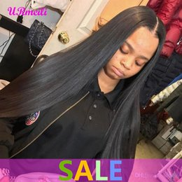 dhgate virgin brazilian hair NZ - 360 Full Lace Human Hair Wigs brazilian virgin human hair wig Perruques de cheveux humains dhgate 360 Human Hair Wigs for black women