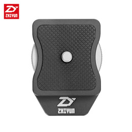 $enCountryForm.capitalKeyWord UK - Quick Release Plate for Zhiyun Crane 2 Handheld Gimbal Increased Pad QR Plate Replacement with 1 4 Inch Screw Mount Zhiyun Quick