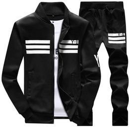 Großhandel Männer Sportswear Hoodie Und Sweatshirts Schwarz Weiß Herbst Winter Jogger Sportanzug Herren Trainingsanzüge Trainingsanzüge Set Plus Größe M-4XL