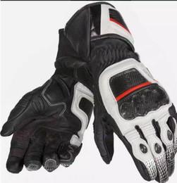 $enCountryForm.capitalKeyWord Australia - 2019 Pro Dain Long Leather Gloves Motorcycle Street Off-road Racing Druids St Carbon Fiber Gloves