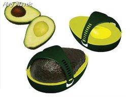 Держатель для авокадо 1 пакет предотвращает повреждение авокадо Встроенный резиновый ремешок на Распродаже