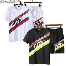 $enCountryForm.capitalKeyWord Australia - Men's T-shirt shorts track suit men tracksuit new listing fashion comfortable high quality