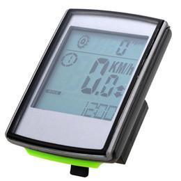 $enCountryForm.capitalKeyWord UK - Waterproof Multifunctional Wireless Bicycle Computer LCD Cadence Bicycle Cycling Computer Odometer Speedometer Bike Accessory #221155