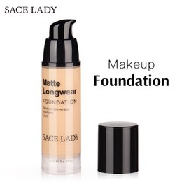 $enCountryForm.capitalKeyWord Australia - Quality Face Foundation Making Up Pro Perfect Concealer Base Make Up for All Skin Matte Cream Oil Control Liquid Best Natural Cosmetic 30ml