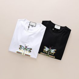 $enCountryForm.capitalKeyWord NZ - 2019 new hot personality summer men and women with the same pattern printing couple short-sleeved T-shirt wild casual loose self-cultivation