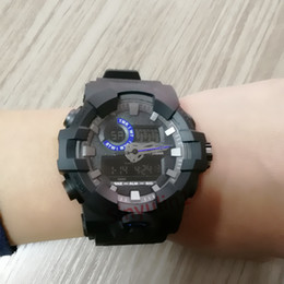 $enCountryForm.capitalKeyWord Australia - 2019 Best Selling Sports Men's Wristwatches Cheap Wholesale Digital Watch Analog Digital Dual Display Outdoor Quartz Watches for Man Male