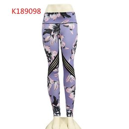 3e25e7c959ac3f Women Sexy Yoga Pants Printed Dry Fit Sport Pants Elastic Fitness Gym Workout  Running Tight Sport Leggings Female Trousers
