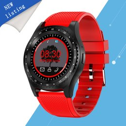 bluetooth smart watch sim Australia - L9 smart watch wireless Bluetooth touch button watch sports outdoor Bluetooth call with SIM card slot smart bracelet iphon Huawei xiaomi