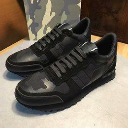 Venta caliente Diseñadores Zapatos casuales Proyectos comunes Por Mujeres Negro Blanco Low Top Shoes Hombres Mujeres Italia Marca Pisos xg18090903 en venta