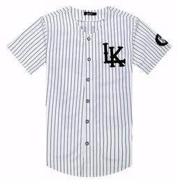 Tyga cloThing online shopping - Kanye West New Last Kings Baseball T shirt Jersey Trend Fashion Hip Hop Men Women Clothes tyga last kings Clothing