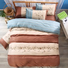 $enCountryForm.capitalKeyWord Australia - Rose Printed Bedding Set King Size Sweet Beautiful 3D Duvet Cover Queen Home Dec Double Single Bed Set With Pillowcase 3pcs