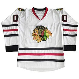 Wholesale costume national for sale - Group buy Clark Griswold Blackhawks Jersey Clark Griswold National Lampoons Vacation Movie Costume Hockey Jerseys Chicago Blackhawks Christmas Gift
