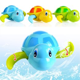 $enCountryForm.capitalKeyWord Australia - 3 colors baby Bathing tortoise animal toys kids toys Outdoor beach Kids Wind-up chain Toys Shower Clockwork water baby plaything DHL JY216