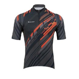 green giant clothing UK - 2020 New giant team cycling Jersey men summer breathable short sleeve bicycle clothing mtb bike shirt racing tops outdoor sportswear Y112803
