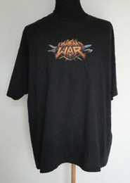 $enCountryForm.capitalKeyWord Australia - World of WarSummer WoW Drums of War T Shirt BlaSummer