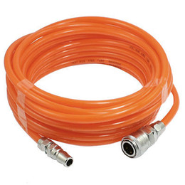 $enCountryForm.capitalKeyWord Australia - 9M 10M 15M Pneumatic Polyurethane Tube Orange PU Hose Pipe 8mm x 5mm w Quick Connector