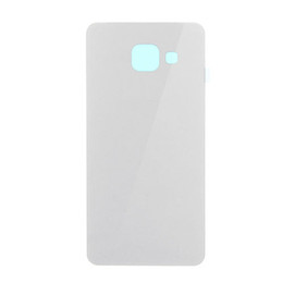 Discount samsung a3 back cases - DHL 100pcs Original Housing Back Glass Door Cover Case + Sticker Rear Battery For Samsung Galaxy A3 A310 A5 A510 A7 A710