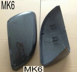 $enCountryForm.capitalKeyWord NZ - NEW for Golf MK7 Side Wing Mirror Covers Caps 6 7 Replacement MK6 fit VW GTI (Carbon Effect) MKVI MKVII Scirocco Passat B7