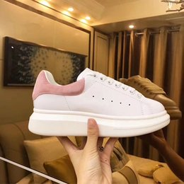 Cheap Burgundy Shoes For Woman Australia - New cheap designer woman sneakers with top quality gold real leather white letter embroidery casual shoes for sale size 35-40 xrx171230011