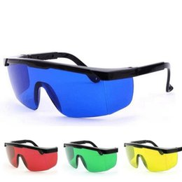 de9c3134f70e Protection Goggles Laser Safety Glasses Green Blue Red Eye Spectacles  Protective Eyewear Red Blue Green Color