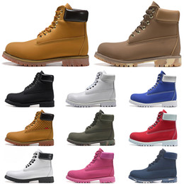 White lace booties online shopping - Hot Original Booties Luxury Boot Designer boots Cusual shoes men women running platform Waterproof hiking outdoor mens trainers sneakers