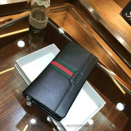 e35a1aaef5 Designer Mens Wallet Grigio Marca Canvas 16 Slot per carte di credito  Fodera in pelle pollici borsa da sera borse