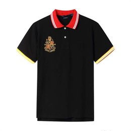 Wholesale polo big horse resale online – mens designer polo Brand New Short Sleeve big horse Polo men s jerseys polo T Shirt Cotton Drop hot sale Plus Size S XL