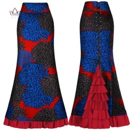 $enCountryForm.capitalKeyWord Australia - African Skirts For Women Long Maxi Skirt For Women Plus Size New African Women Clothis One Piece Lady Clothes 4xl Natural Wy300 Y19072301