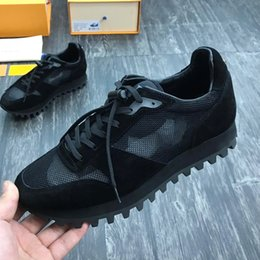 $enCountryForm.capitalKeyWord Australia - Top Quality Luxury Mens Shoes Casual Fashion Calzado deportivo para hombre Plus Size Comfortable Runnger Sneaker Low Top Lace-up Shoes