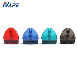 Packing accessories online shopping - Tesla WYE Pod Cartridge ml PC Material E cig Replacement Pods Cartridges Accessory for Tesla WYE Pod Kit Pack Original
