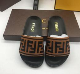 5d7fe1411 Zapatillas de verano para niños Bebé Niñas Niños Zapatillas de casa  Sandalias de playa Zapatos para niños Zapatillas de playa de verano LJJK1615