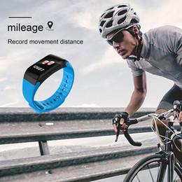 $enCountryForm.capitalKeyWord Australia - Sport Running Smart Wristband Fitness Swimming IP67 Waterproof Watch Wrist band For Oneplus 7 Pro One Plus 7 6T 6 5T 5 3 3T 2 1