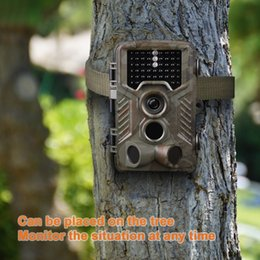 camera wireless triggers 2019 - HC800M Trail Wild Camera Wireless Night Vision Infrared Hunting Camera Hunter Cam MMS SMS 120 Degree Cameras Trap motion