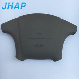 Hyundai wHeel covers online shopping - Car SRS Driver Airbag Cover For Hyundai Sonata Airbag Cover Steering Wheel Airbag Air Bag Cover With Emblem Logo