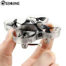 Drone Toys Cameras Australia - Eachine E012HC Mini 2MP 720P HD Camera With Altitude Hold Mode RC Quadcopter Drones Helicopter Toy RTF VS JJRC H36 CX10