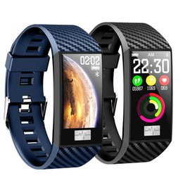 Discount thinnest smart watches - DT58 thin smart bracelet women Band Heart Rate Color Screen Wristband watches Waterproof Activity Fitness tracker smartw