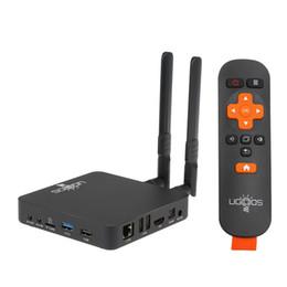 Wifi lan online shopping - Ugoos AM6 Android Smart TV Box Amlogic S922X GB GB K Set Top Box G G WiFi M LAN Bluetooth HD Media Player