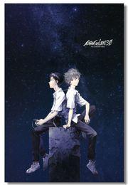 $enCountryForm.capitalKeyWord Australia - Neon Genesis Evangelion EVE Ayanami Asuka Japan Anime wall decor Art Silk Print Poster 97