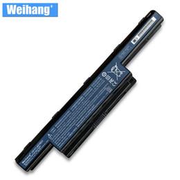 Korea Cell 4400mAh Weihang Batterie für Acer Aspire 4741 5551 5552 5551G 5560 5560G 5733 5733Z 5741G AS10D31 AS10D71 AS10D75 5750 im Angebot