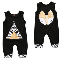 NewborN tutu size online shopping - Cotton Newborn Infant Baby Boy Girl Sleeveless Romper Jumpsuit Clothes Outfis Size