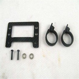 Toy Helicopters Parts Australia - TATOR-RC 500 Helicopter Part Tarot Carbon Tail Servo Mount Set TL50039-99 this product is belong to the Remote Control Toys Parts Accs