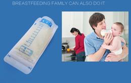 $enCountryForm.capitalKeyWord Australia - 30 Pieces 250ml Milk Freezer Bags Mother Milk Baby Food Storage Breast Milk Storage Bag BPA Free Baby Safe Feeding Bags Feeding L