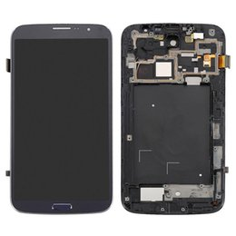 Cellphones Lcd Displays Australia - For Samsung Galaxy Mega 6.3 i9200 i9205 i527 LCD Display Touch Screen Digitizer Assembly Cellphone Screen Repair Parts
