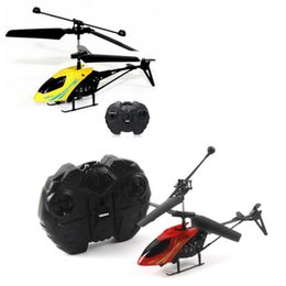 Radio Controlled Toy Helicopter Australia - RC 901 2CH Mini rc helicopter Radio Remote Control Aircraft Micro 2 Channels Toys Gifts for Child High Quality Dropshipping Y*