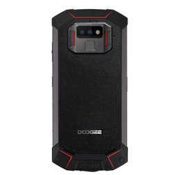Wifi Game Player UK - IP68 IP69K Waterproof DOOGEE S70 S70 Lite Game Phone Wireless Charge NFC 5500mAh 12V2A Quick Charge 5.99 FHD Helio P23 Octa Core 6GB 64GB